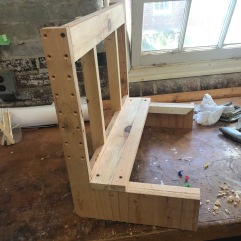 Deluxe glue up stand